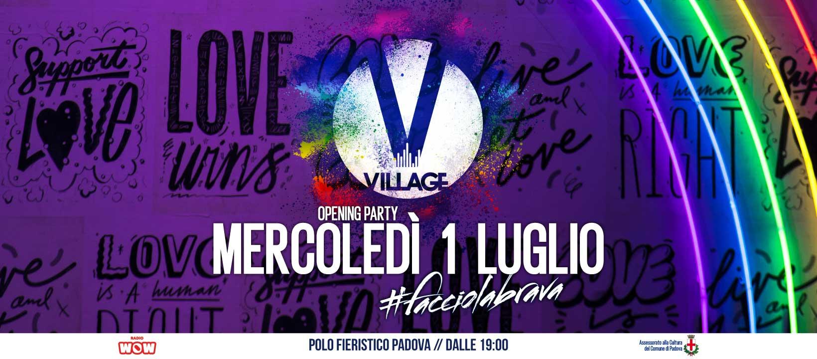 Padova Pride Village 2020